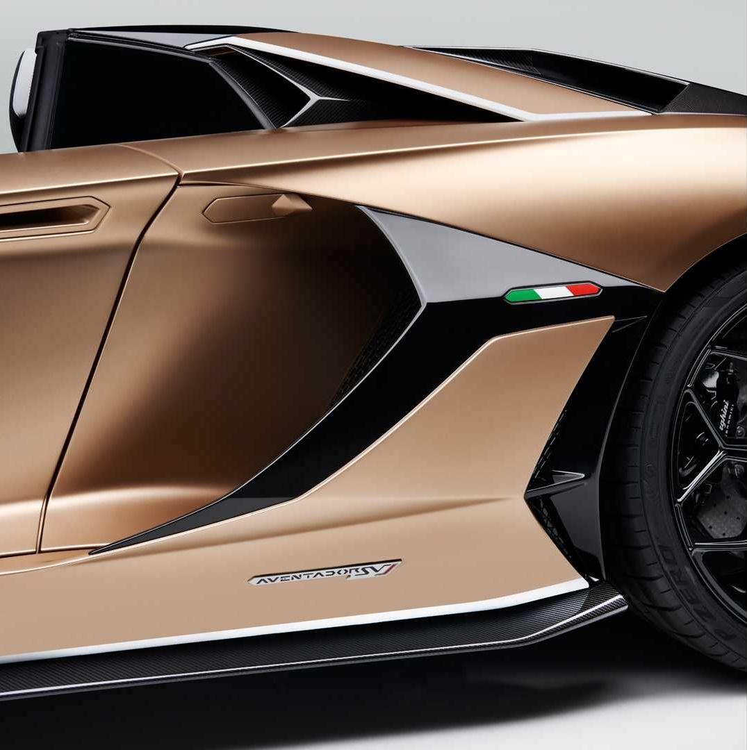 2020 Lamborghini Aventador Svj Roadster Detail Wallpaper 33 Hd