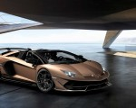 2020 Lamborghini Aventador SVJ Roadster Front Three-Quarter Wallpapers 150x120 (6)