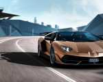 2020 Lamborghini Aventador SVJ Roadster Front Three-Quarter Wallpapers 150x120 (1)