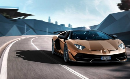 2020 Lamborghini Aventador SVJ Roadster Wallpapers