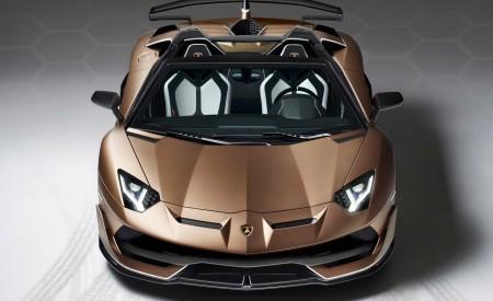 2020 Lamborghini Aventador SVJ Roadster Front Wallpaper 450x275 (29)
