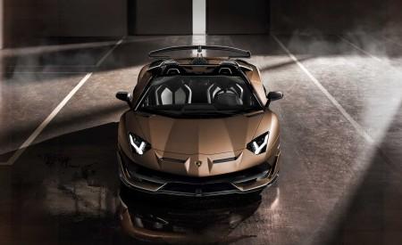 2020 Lamborghini Aventador SVJ Roadster Front Wallpaper 450x275 (11)
