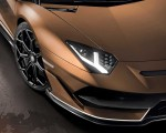 2020 Lamborghini Aventador SVJ Roadster Headlight Wallpapers 150x120 (23)