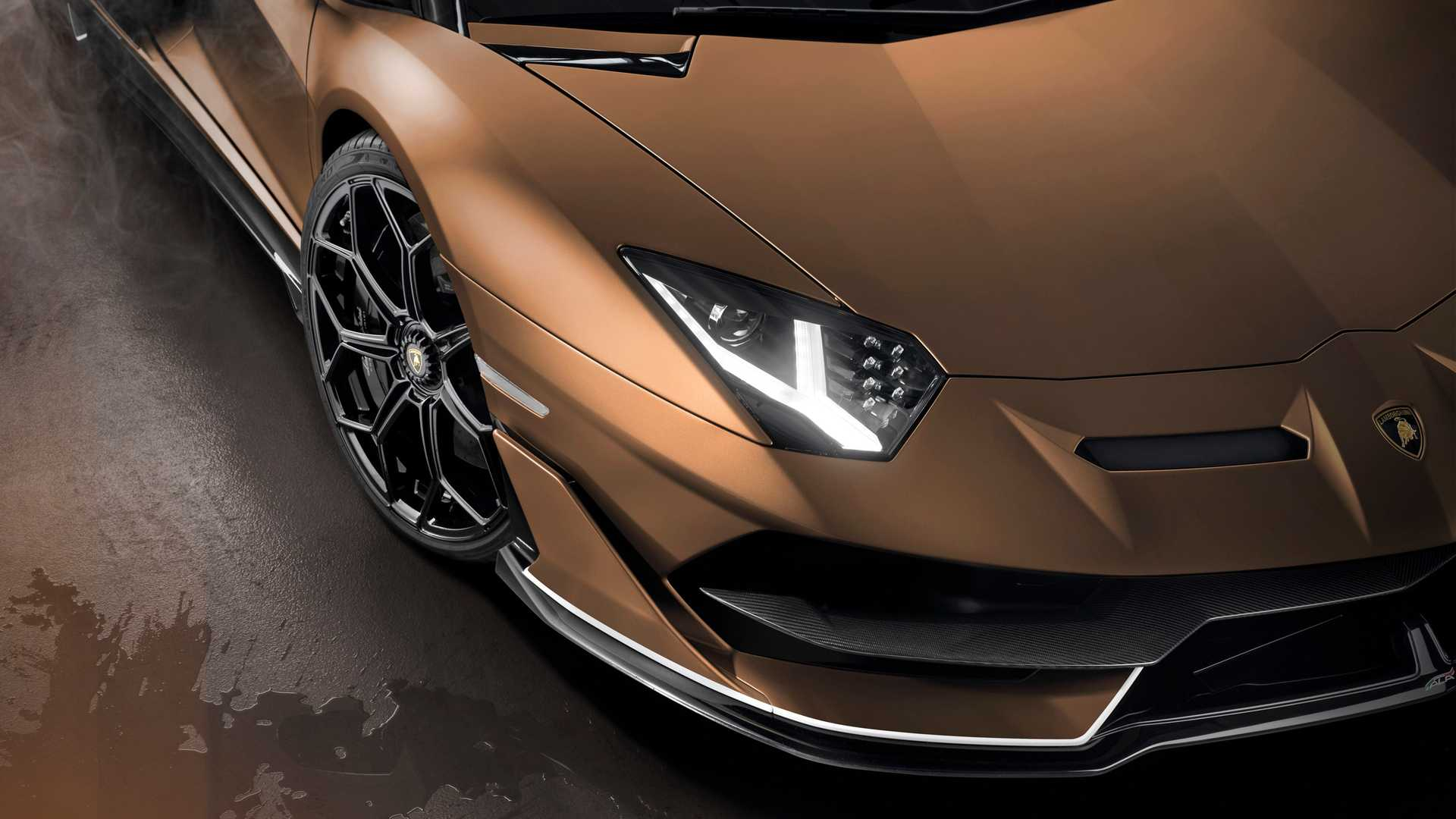 2020 Lamborghini Aventador SVJ Roadster Headlight Wallpapers #23 of 35