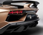 2020 Lamborghini Aventador SVJ Roadster Rear Bumper Wallpapers 150x120 (35)