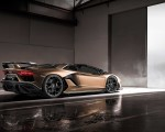 2020 Lamborghini Aventador SVJ Roadster Rear Three-Quarter Wallpapers 150x120 (12)