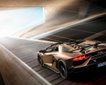 2020 Lamborghini Aventador SVJ Roadster Rear Three-Quarter Wallpapers 150x120 (3)