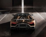 2020 Lamborghini Aventador SVJ Roadster Rear Wallpapers 150x120 (13)
