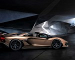 2020 Lamborghini Aventador SVJ Roadster Side Wallpapers 150x120 (15)