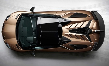 2020 Lamborghini Aventador SVJ Roadster Top Wallpaper 450x275 (28)
