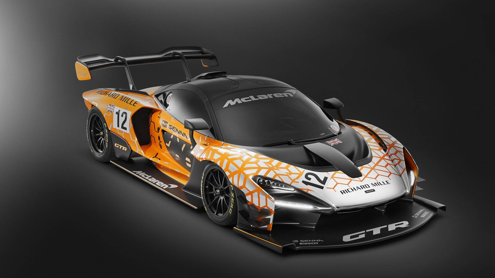 2020 McLaren Senna GTR Front Three-Quarter Wallpapers (9)