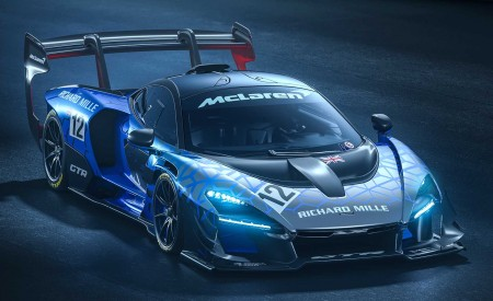 2020 McLaren Senna GTR Wallpapers HD