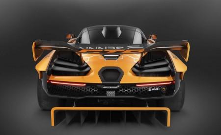 2020 McLaren Senna GTR Rear Wallpapers 450x275 (11)