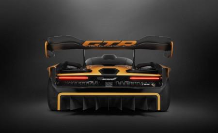 2020 McLaren Senna GTR Rear Wallpapers 450x275 (12)