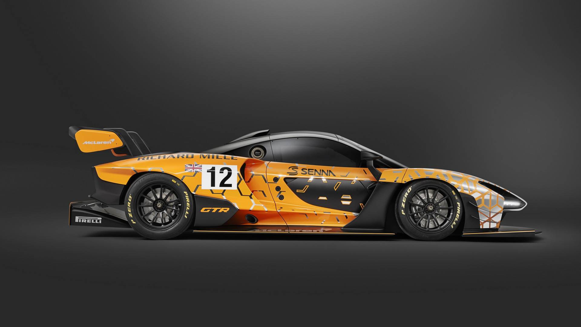 2020 McLaren Senna GTR Side Wallpapers (13)