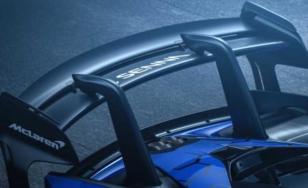 2020 McLaren Senna GTR Spoiler Wallpapers 450x275 (8)