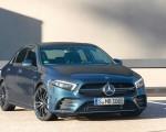 2020 Mercedes-AMG A 35 Sedan Front Three-Quarter Wallpaper 150x120 (8)