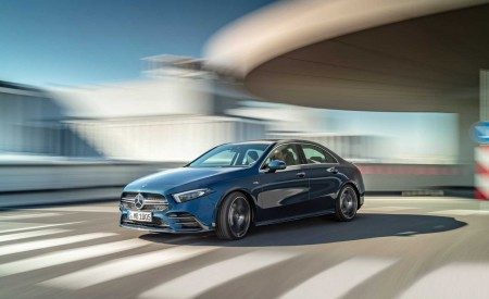 2020 Mercedes-AMG A 35 Sedan Wallpapers HD