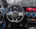 2020 Mercedes-AMG A 35 Sedan Interior Steering Wheel Wallpaper 150x120 (20)