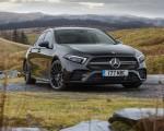 2020 Mercedes-AMG A 35 Sedan (UK-Spec) Front Three-Quarter Wallpapers 150x120 (24)