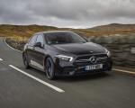 2020 Mercedes-AMG A 35 Sedan (UK-Spec) Front Three-Quarter Wallpapers 150x120 (1)