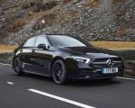 2020 Mercedes-AMG A 35 Sedan (UK-Spec) Front Three-Quarter Wallpapers 150x120 (2)