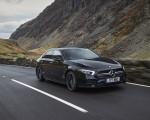 2020 Mercedes-AMG A 35 Sedan (UK-Spec) Front Three-Quarter Wallpapers 150x120 (4)