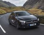 2020 Mercedes-AMG A 35 Sedan (UK-Spec) Front Three-Quarter Wallpapers 150x120 (5)
