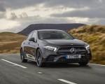 2020 Mercedes-AMG A 35 Sedan (UK-Spec) Front Three-Quarter Wallpapers 150x120 (13)