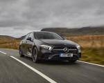 2020 Mercedes-AMG A 35 Sedan (UK-Spec) Front Three-Quarter Wallpapers 150x120 (6)