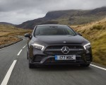 2020 Mercedes-AMG A 35 Sedan (UK-Spec) Front Wallpapers 150x120 (14)