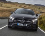 2020 Mercedes-AMG A 35 Sedan (UK-Spec) Front Wallpapers 150x120 (15)