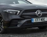 2020 Mercedes-AMG A 35 Sedan (UK-Spec) Grill Wallpapers 150x120 (42)