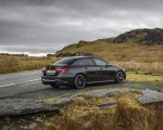 2020 Mercedes-AMG A 35 Sedan (UK-Spec) Rear Three-Quarter Wallpapers 150x120 (32)