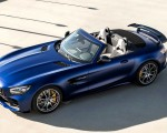 2020 Mercedes-AMG GT R Roadster Front Three-Quarter Wallpapers 150x120 (11)