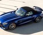 2020 Mercedes-AMG GT R Roadster Front Three-Quarter Wallpapers 150x120 (8)