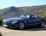 2020 Mercedes-AMG GT R Roadster Front Three-Quarter Wallpapers 150x120 (4)
