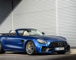 2020 Mercedes-AMG GT R Roadster Front Three-Quarter Wallpapers 150x120 (9)