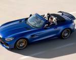 2020 Mercedes-AMG GT R Roadster Front Three-Quarter Wallpapers 150x120 (5)