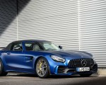 2020 Mercedes-AMG GT R Roadster Front Three-Quarter Wallpapers 150x120 (10)