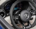 2020 Mercedes-AMG GT R Roadster Interior Steering Wheel Wallpapers 150x120 (24)