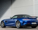 2020 Mercedes-AMG GT R Roadster Rear Three-Quarter Wallpapers 150x120 (14)