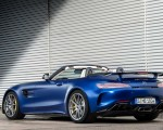 2020 Mercedes-AMG GT R Roadster Rear Three-Quarter Wallpapers 150x120 (13)