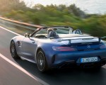 2020 Mercedes-AMG GT R Roadster Rear Wallpapers 150x120 (7)