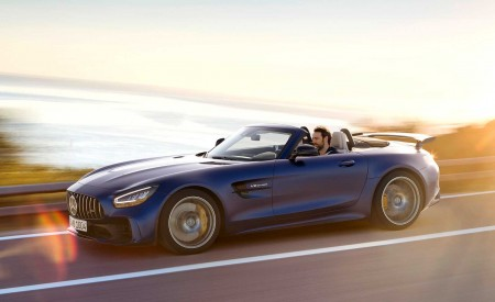 2020 Mercedes-AMG GT R Roadster Wallpapers