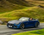 2020 Mercedes-AMG GT R Roadster (UK-Spec) Front Three-Quarter Wallpapers 150x120 (16)