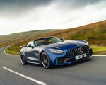 2020 Mercedes-AMG GT R Roadster (UK-Spec) Front Three-Quarter Wallpapers 150x120 (12)
