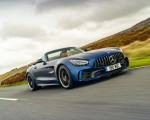 2020 Mercedes-AMG GT R Roadster (UK-Spec) Front Three-Quarter Wallpapers 150x120 (2)