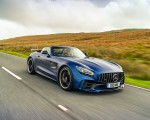 2020 Mercedes-AMG GT R Roadster (UK-Spec) Front Three-Quarter Wallpapers 150x120 (1)