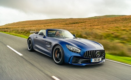 2020 Mercedes-AMG GT R Roadster Wallpapers HD
